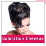 Coloration de cheveux pour femmes