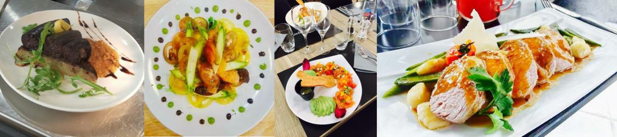 Restaurant bistrot chic à Nice