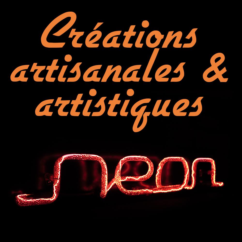 Création néons design et vintage