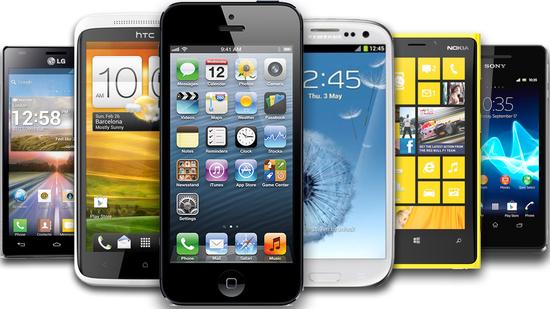 Les nouveaux smartphones