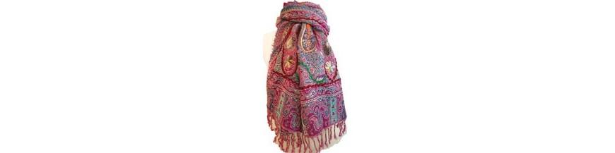 Vente en ligne d'écharpe en laine